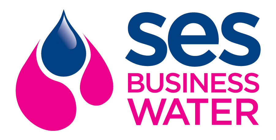 supplier - ses business water  logo